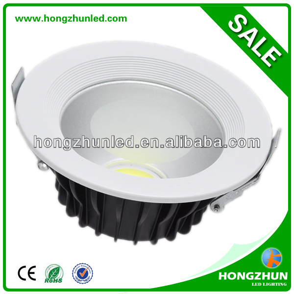 New 10w 20w 30w black square downlights