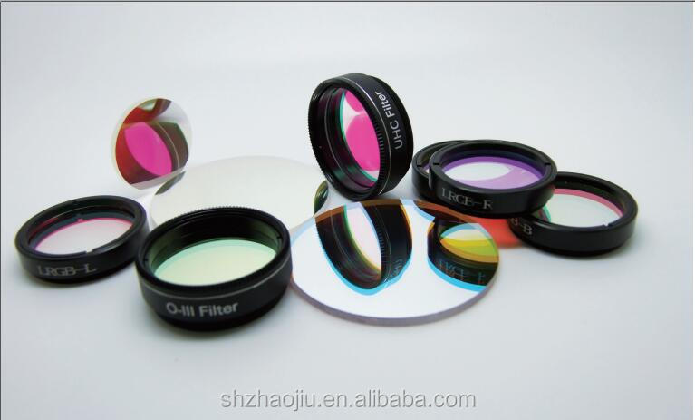 The astronomical optical filter S-II filter