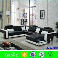 u shaped cheers leather sofa recliner / decoro leather sofa recliner / blair leather sofa