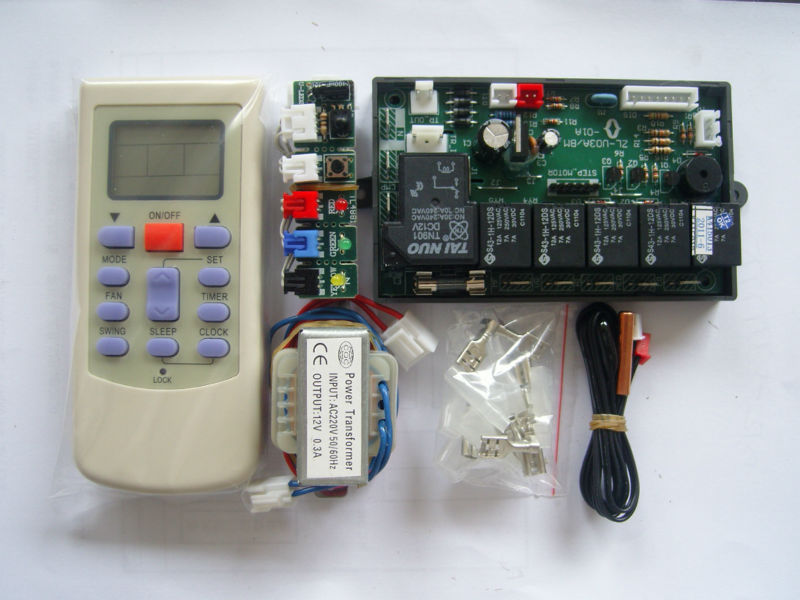Air Conditioning Control Pcb Board Zl U02b Conditioner Remote Controller Universal Product On