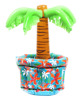 Inflatable pvc drink tropical palm cooler for advertising