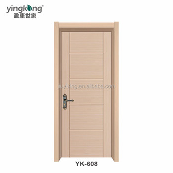 China Manufacturer Wood Plastic Composite Types Interior Door Frames