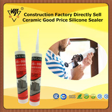 Construction Factory Directly Sell Ceramic Good Price Silicone Sealer