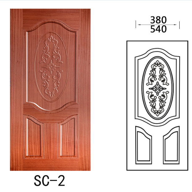 interior moulded MDF wooden <strong>door</strong> price