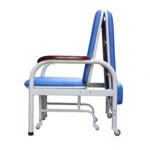JF-H02 Color option patient accompany used hospital furniture medical chair