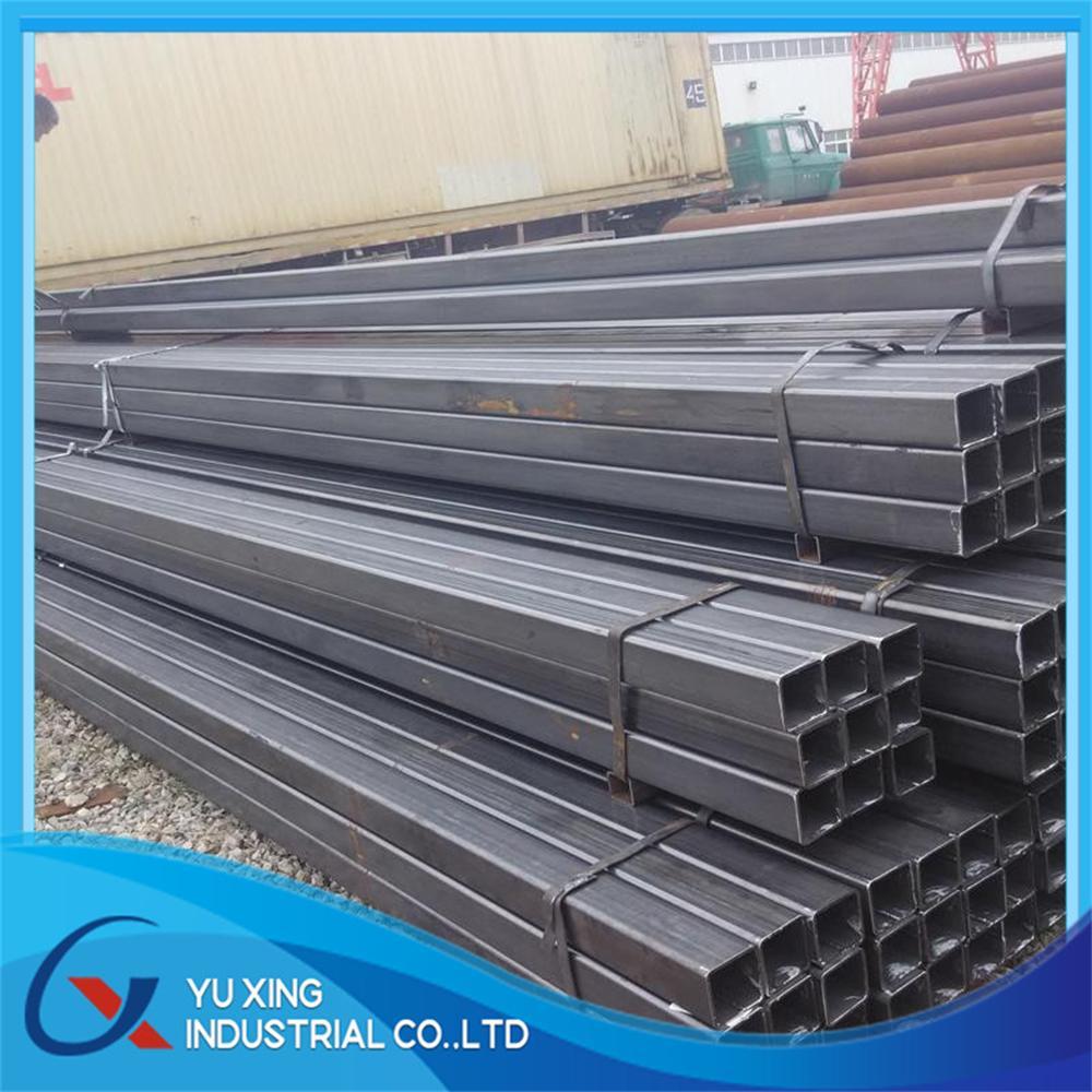 Q235/astm A283 Stock Sizes Square Pipe Aluminum Rectangular Tubing ...