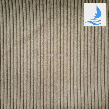 Price Wide 4 5 Wale Corduroy Fabric For Home Textile Upholstery