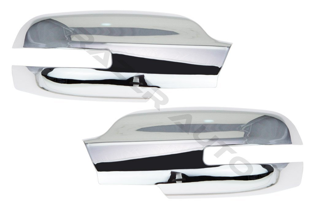 07-12 Nissan Altima 3.5L / 08-13 Nissan Altima Coupe with turn light signal Chrome Mirror Cover 07 08 09 10 11 12 13