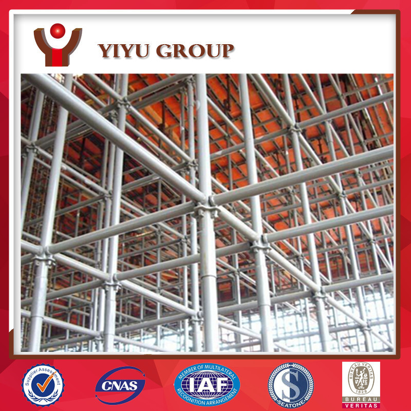 Ringlock/Disc Scaffold System Scaffolding System For Building Construction