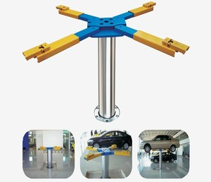 Best Price 3.5T single post car lift machine on selling online