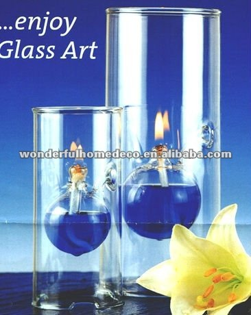 colored glass globes oil lamp glass