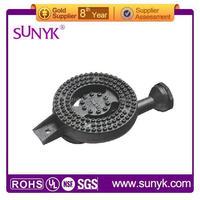 cast iron burner/cast iron prices per kg for 6 burner gas range