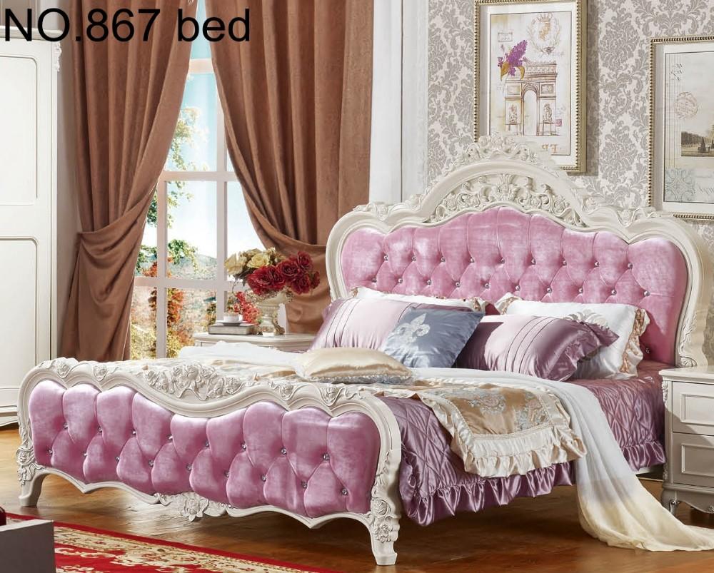 Letti Di Lusso Prezzi : Completi letto mobili camera da letto di lusso in legno prezzi in