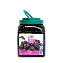 Chinese Manufacturer Mulberry Fruit Jam Bulk For Bubble Tea
