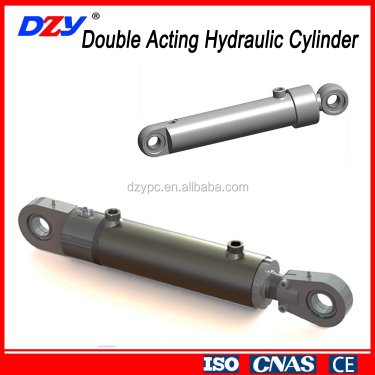 Position Sensing Hydraulic Cylinder Double Acting