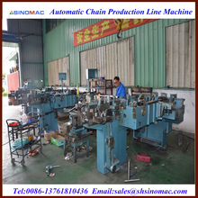 Metal Chain Making Machine Production Line Manufacturers