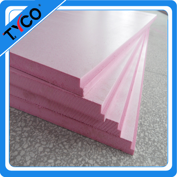 high density closed cell foam polystyrene ceiling xps insulation board