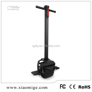 "xiaomige 10"" 800W one wheel electric balance scooter with bluetooth"