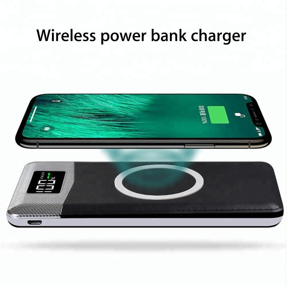 20000mah wireless charger iq wireless power bank