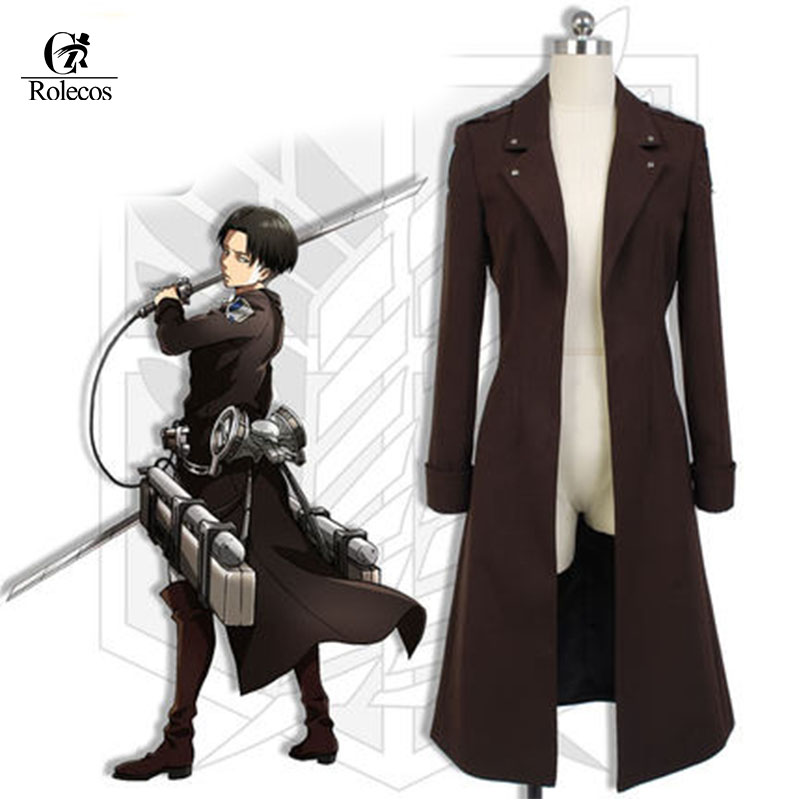 Online Buy Wholesale attack on titan cosplay from China