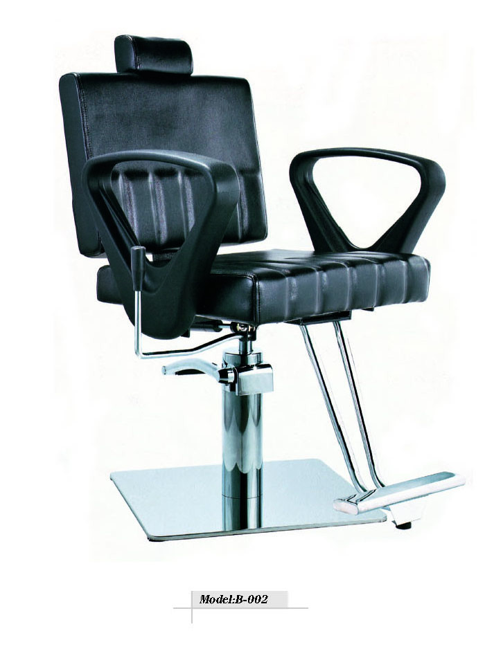 Simple Design Salon Shop Used Barber Chairs For Sale With Trolly