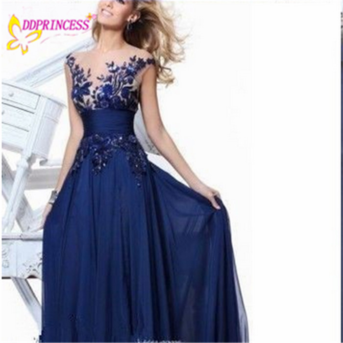 wholesales Chiffon Elegant lady evening dress woman's wedding dress formal dress