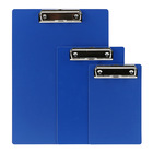 PP plastic a4 a5 a6 ordering plate writing clipboard