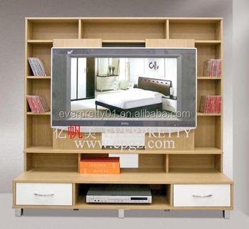Meubles De Salon En Bois Moderne Banc Tv Meuble Tv Table De