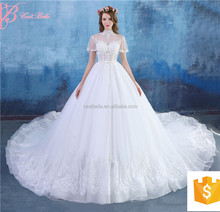 Alibaba China Custom Made Imperial princess bridal gowns Wedding Dresses
