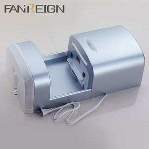 Silver Automatic Sensor Hand Dryer for Bathroom