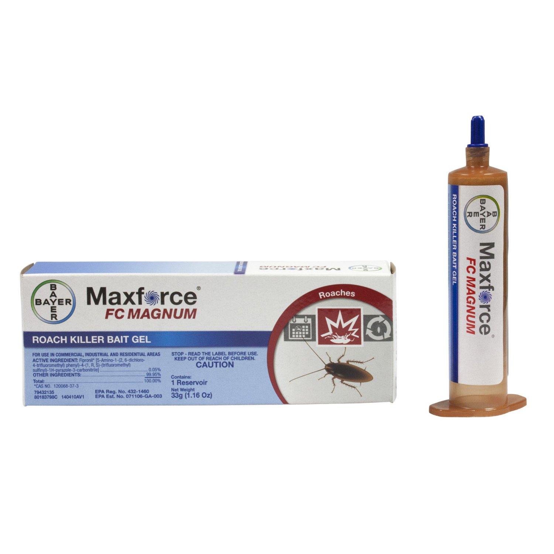 Maxforce FC Magnum Roach Bait 1.16 oz-12 Tubes