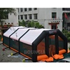 210D PVC Coated Nylon Inflatable Paintball Tent / Inflatable Paintball Arena For Outdoor Activities