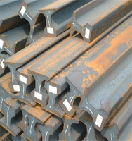 Heavy Rail Steel With Factories Prices 60kg/m Asce
