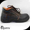 brand name safety shoes Metal free PU+RB electrician safety shoes
