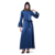 Zakiyyah ZK014-1 New design 2019 muslim denim abaya women islamic dress