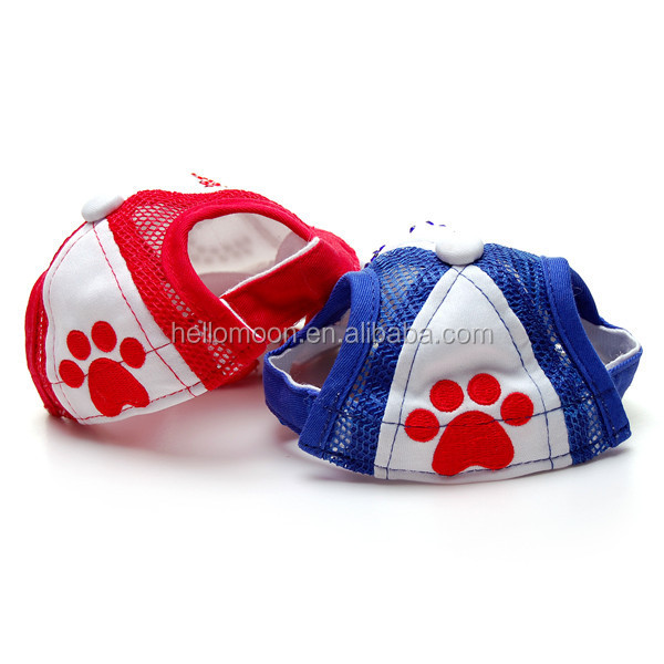 Sport Fashionable Bling Dog Hat Pet Product