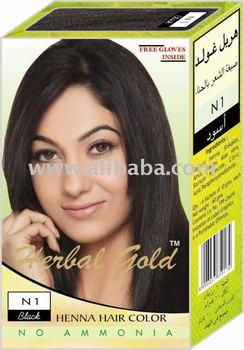 Herbal Gold Black Henna Buy Black Henna Product On Alibaba Com