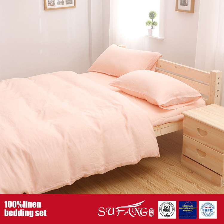 Washed Flax Linen Bed Sheets Bed Linen Bedding Set   Buy Flax Linen,Linen  Bedding Set,100%linen Product On Alibaba.com