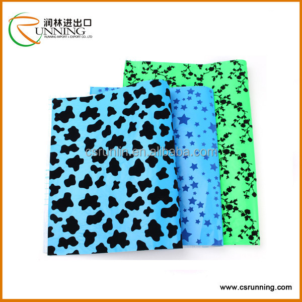 China velvet/ fabric Self Adhesive Plastic Film