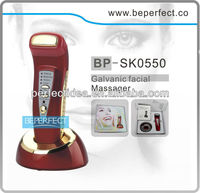 Infrared facial massager