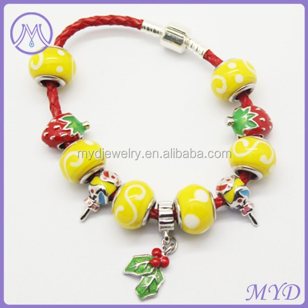 Jewelry beaded bracelet European womens bracelets