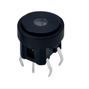 Factory Sale High Quality waterproof tactile switch led illuminated SMT SQ type Tact Switch