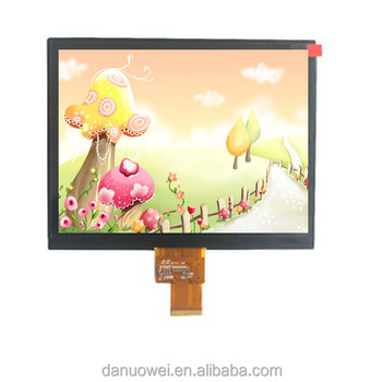 Wholesale HD 1024X768 8 inch TFT LCD Panel