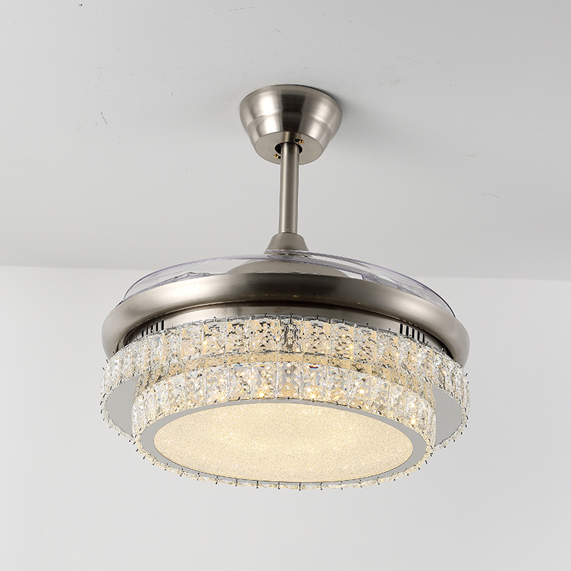 Led Ceiling Fan Lampu 48 Inch Modern