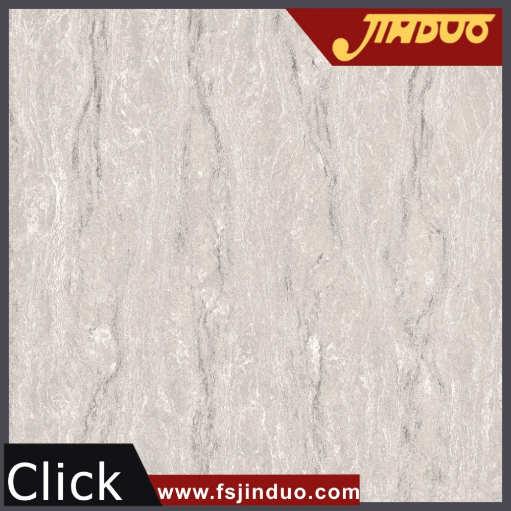 Jinduo made in China modern design marble look polished porcelain tile