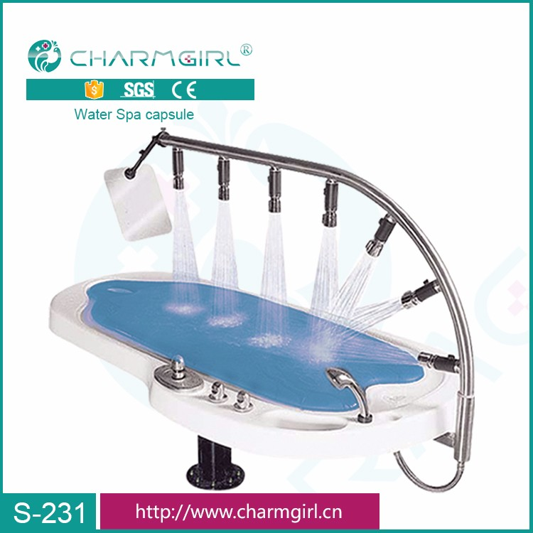 Spa Hydrotherapy Bed / Water Jet Massage Equipment - Buy Spa ...