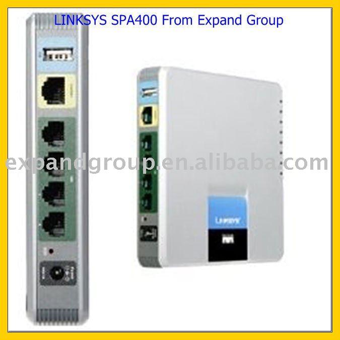 Linksys SPA400 Windows Vista 64-BIT