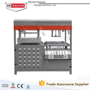 Trade Assurance pvc thermal forming machine CE Approved