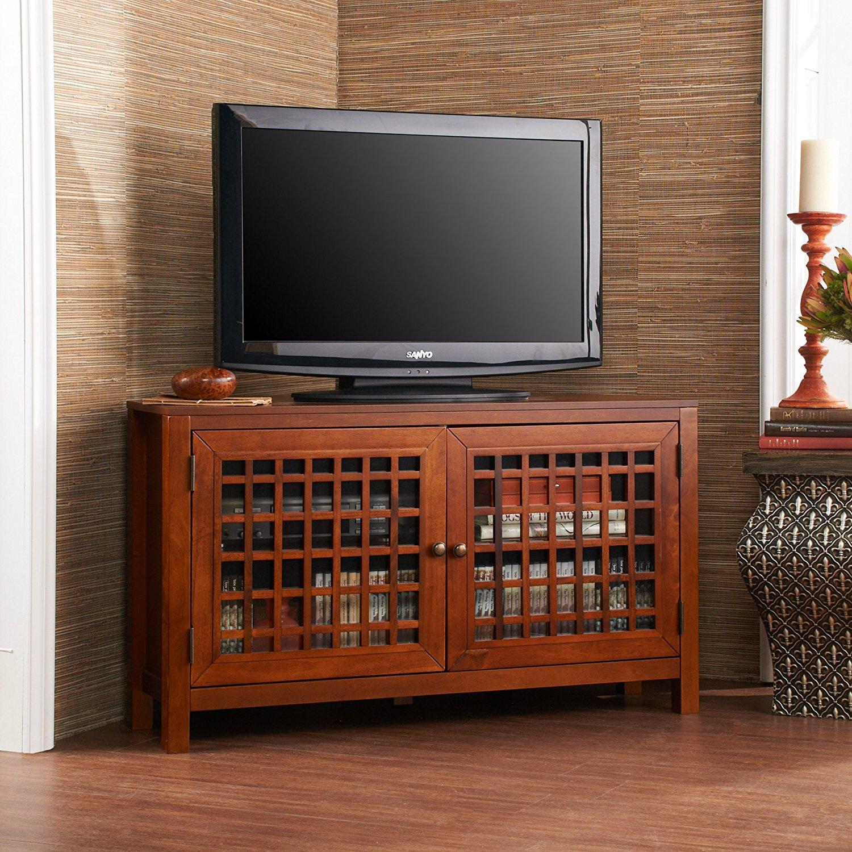 Cheap Corner Tv Stand Walnut Find Corner Tv Stand Walnut Deals On