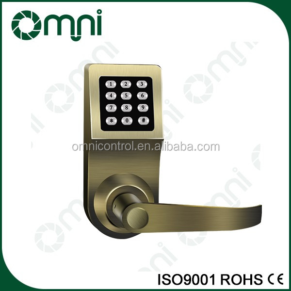 Hotel Digital door lock L901B Home Safe Password door digital lock Original Manufacture RFID Card digital lock